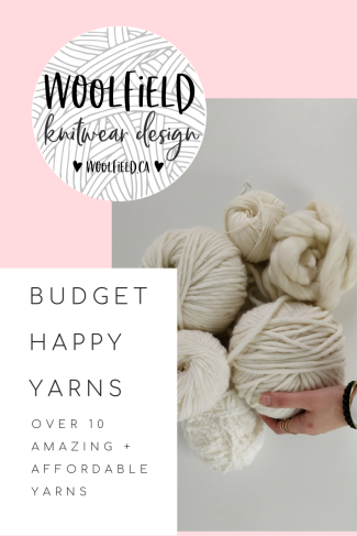 Budget Happy Yarn